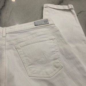 Ag Adriano Goldschmied Jeans - AG// stilt cigarette roll up jeans, size 29R